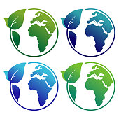 Clean World Icon Set