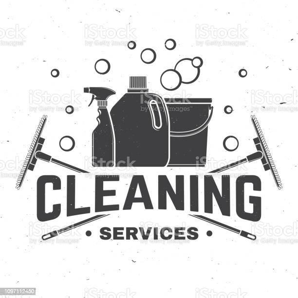 Cleaning company badge emblem vector illustration concept for shirt vector id1097112450?b=1&k=6&m=1097112450&s=612x612&h=ycorypht53wxifmhfpoo3q4l 9wzxublyro9xqnufry=