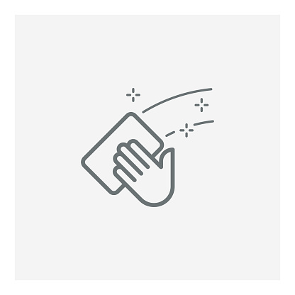 Cleaning icon
