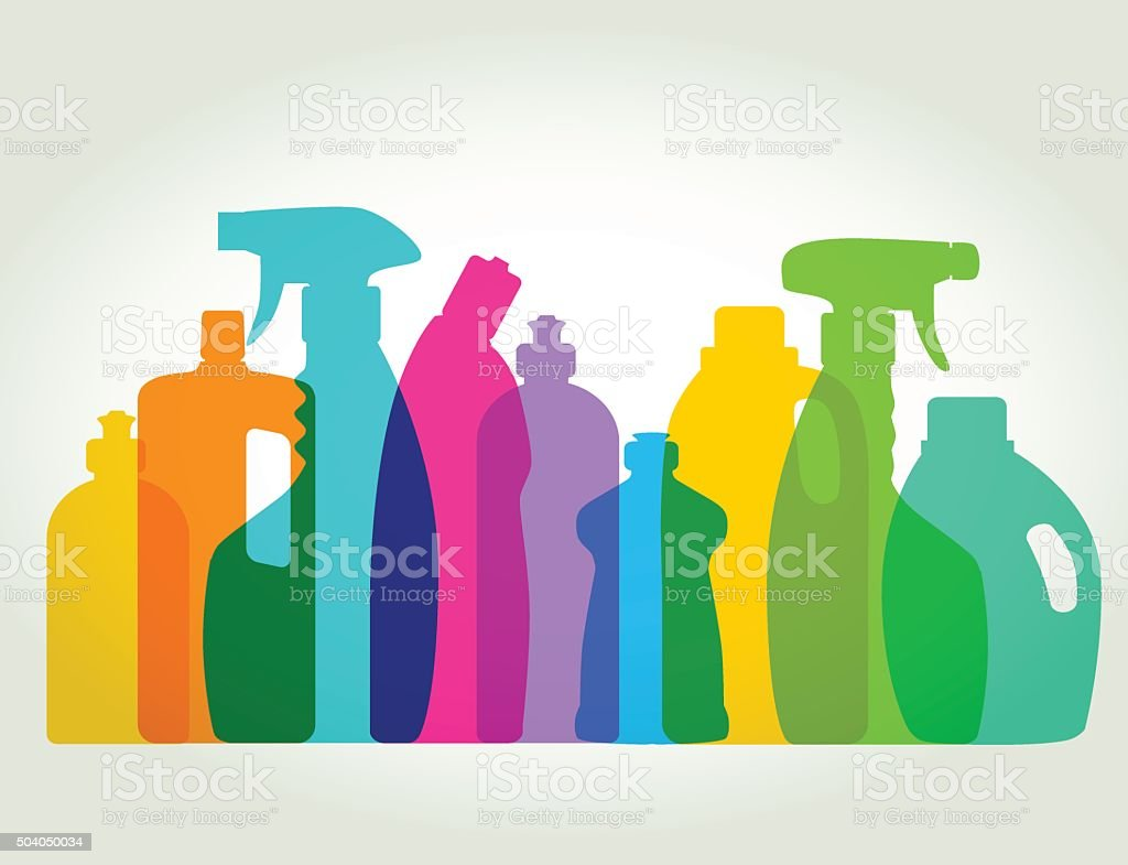 royalty free cleaning supplies clip art vector images rh istockphoto com Cleaning Bottle Clip Art cleaning supplies clipart free