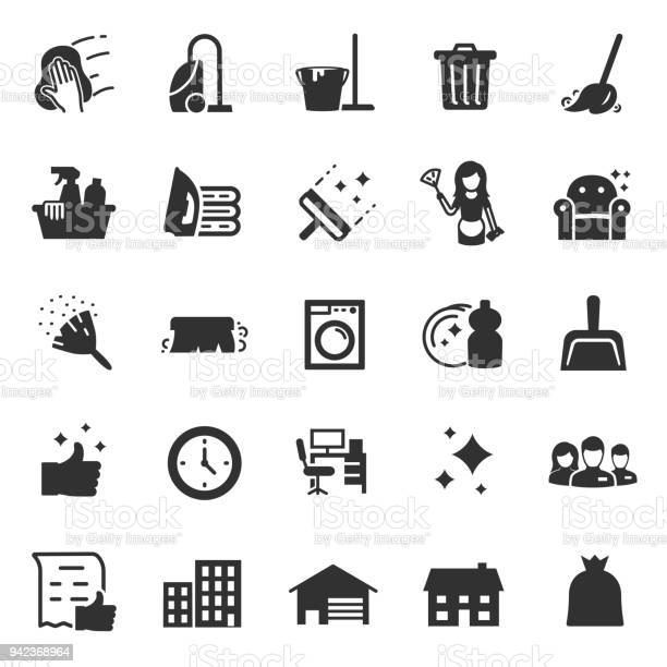 Cleaning service icons set services for cleaning and laundry vector id942368964?b=1&k=6&m=942368964&s=612x612&h=jt 0onvvrmbalnfdyp3rjiflkt0 xnmmooz2c 3wetk=
