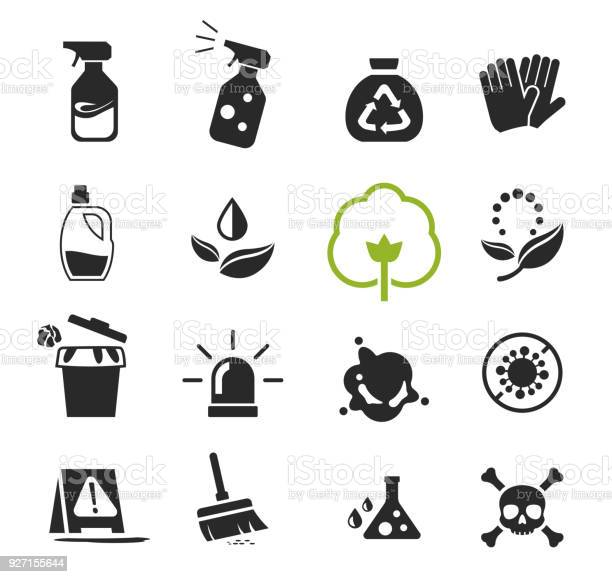 Cleaning with chemicals icon concept safety housework vector id927155644?b=1&k=6&m=927155644&s=612x612&h=dkyxs7zw ask ya4m9sgefkd9agfjivcsekxm4vq1pk=
