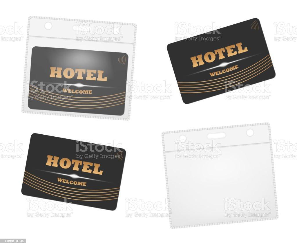 RFID BLACK Lock and RFID Keycards