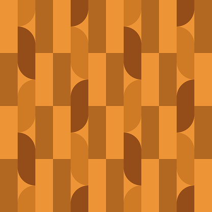 Clear repeating pattern. Simple attractive accent for any surface.