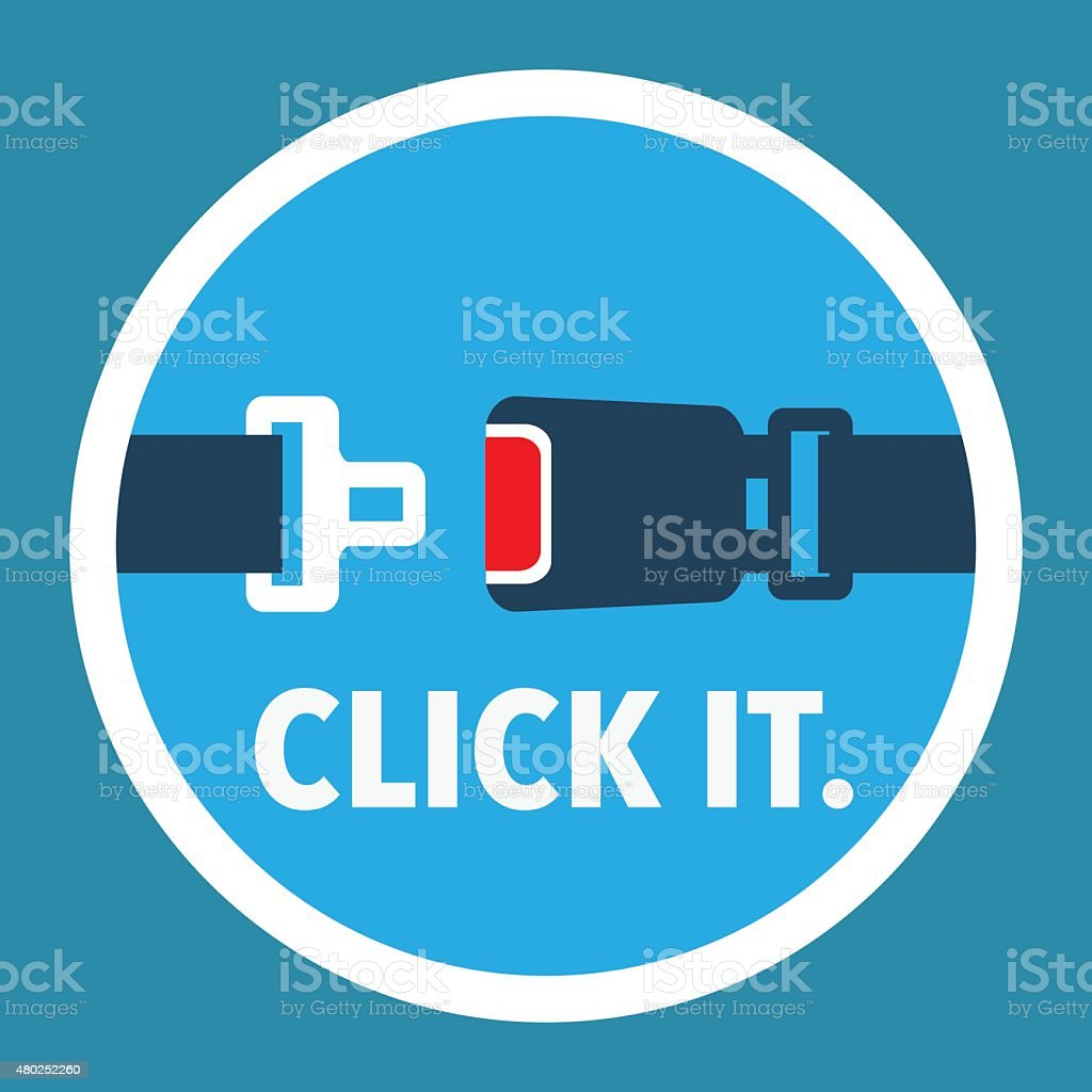 Royalty Free Seatbelt Clip Art Vector Images