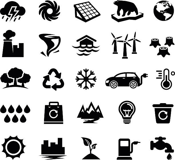 illustrations, cliparts, dessins animés et icônes de le changement climatique et du réchauffement de la terre, de l'écologie et environnement - desastre natural
