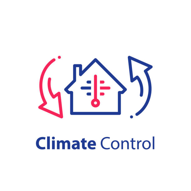 Climate control system, change temperature, air conditioning, cooling or heating