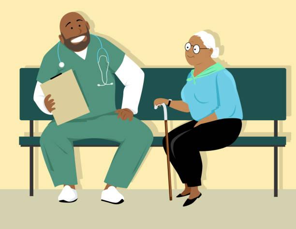 Klinik-Termin – Vektorgrafik