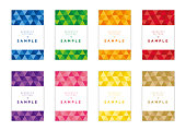 istock Clipart for geometric pattern background 1251613506