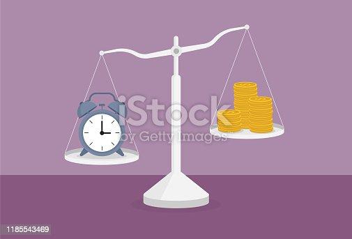 Balance, Bank, Banking, Time