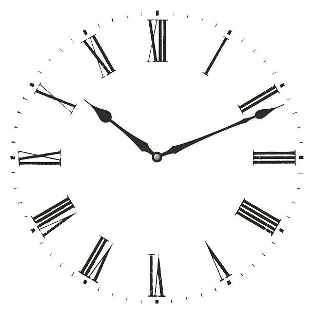 Best Old Clock Illustrations, Royalty-Free Vector Graphics