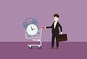 Benefits, Business, Business Finance and Industry, Shopping cart, Time, Alarm clock, Time management