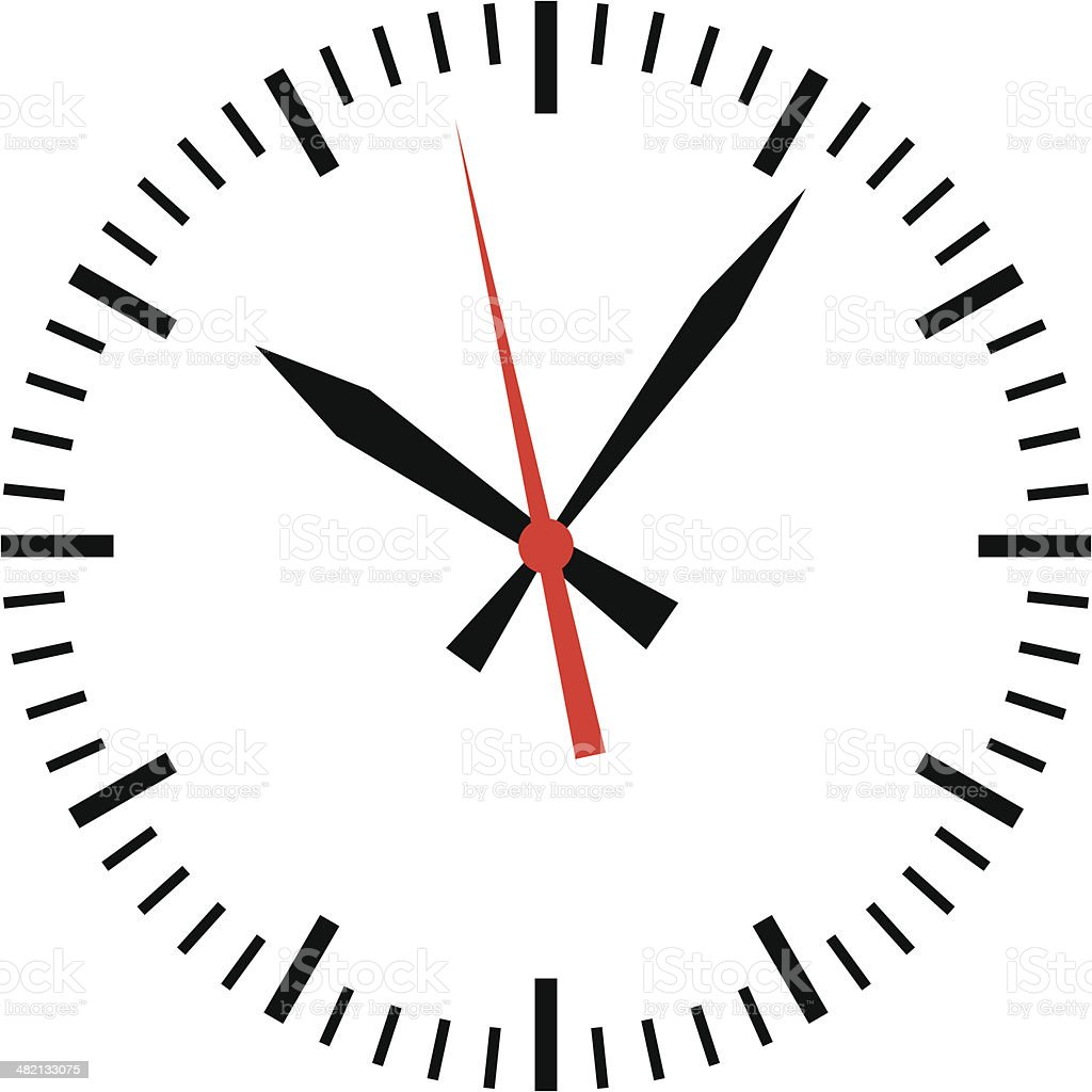 royalty free clock hands clip art vector images illustrations rh istockphoto com clock hands clip art free