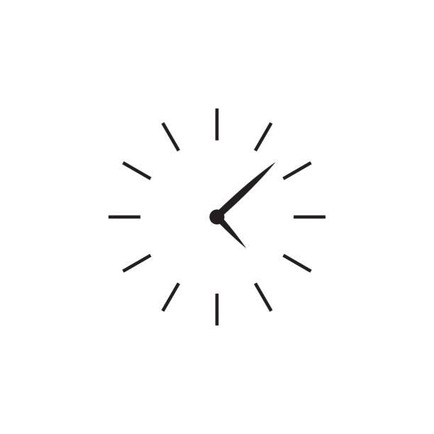 Clock Vector Art Graphics Freevector Com