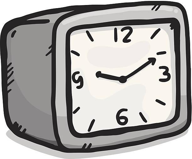ilustrações, clipart, desenhos animados e ícones de - relógio - segundo grau