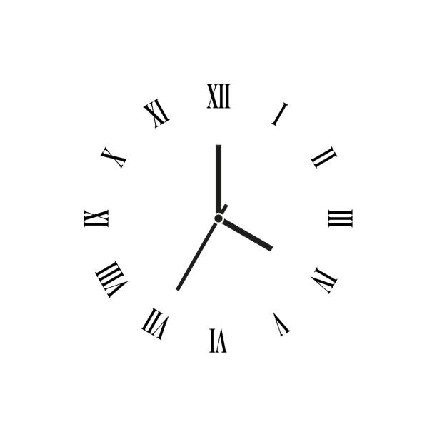 Best Roman Numeral Illustrations, Royalty-Free Vector ...