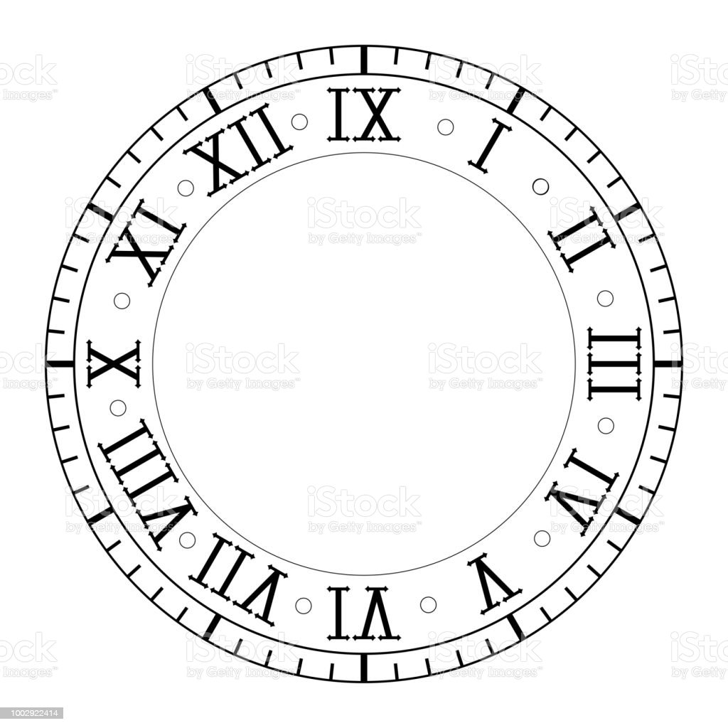 Uhr Mit Zahlen : uhr mit r mischen zahlen stock vektor art und mehr bilder ~ A.2002-acura-tl-radio.info Haus und Dekorationen