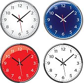 istock Clocks 150934821