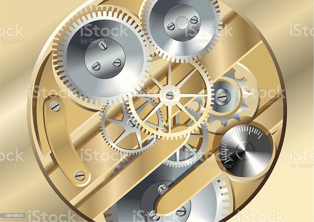 Clockworks gears royalty-free clockworks gears stock vector art & more images of accuracy