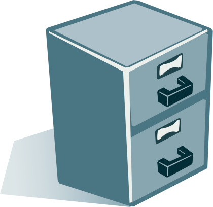 Close Filing Cabinet
