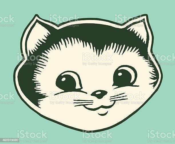 Close up of kitten vector id465919092?b=1&k=6&m=465919092&s=612x612&h=udl3es8gyosrnpiwxpikoszxvm5pex3pcl 2zd k1sm=