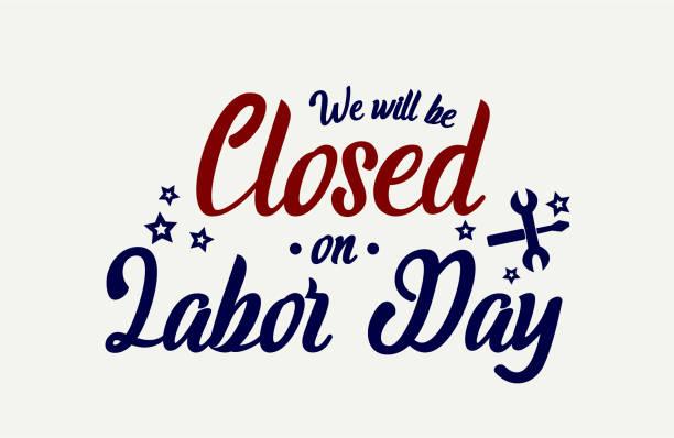 ilustraciones, imágenes clip art, dibujos animados e iconos de stock de cerrado el día del parto - día del trabajo