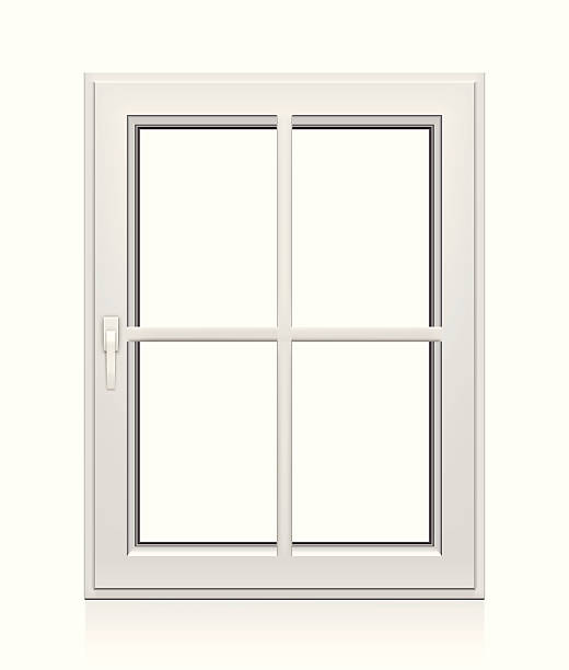 Royalty Free Window Frame Clip Art, Vector Images & Illustrations ...