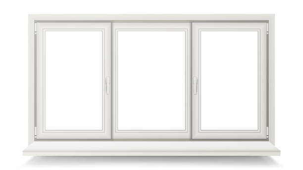 Royalty Free Wood Frame Window Clip Art, Vector Images ...