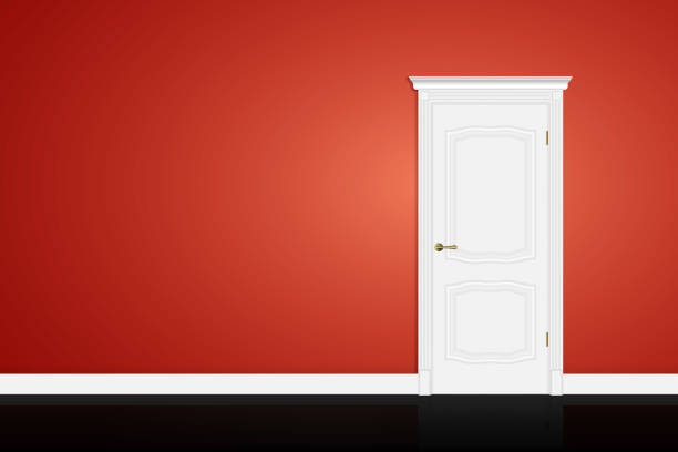Best Red For Front Door: Top 60 Red Front Door Clip Art, Vector Graphics And