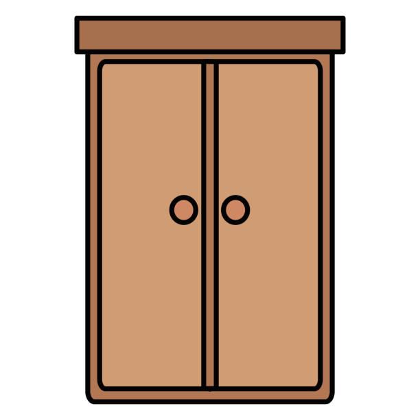 Kitchen Door Clip Art: Back Stage Door Illustrations, Royalty-Free Vector