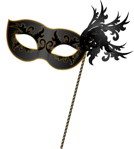 royalty free masquerade mask clip art vector images illustrations