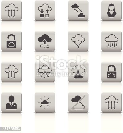 A set of simple, smooth icons for personal and professional projects.