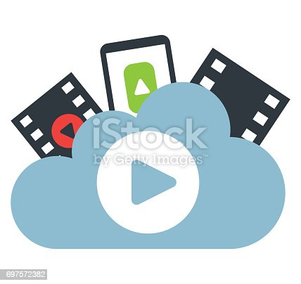 istock Cloud Computing and Entertainment 697572382