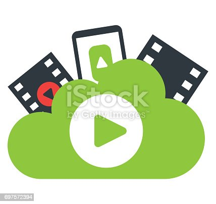istock Cloud Computing and Entertainment 697572394
