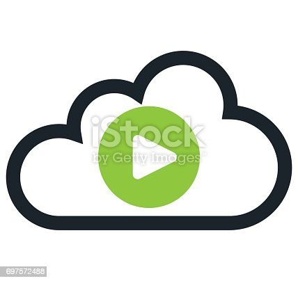 istock Cloud Computing and Entertainment 697572488