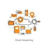 Cloud computing and networking technology