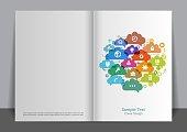 Cloud Computing Cover design