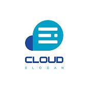 Server Company Identity Design