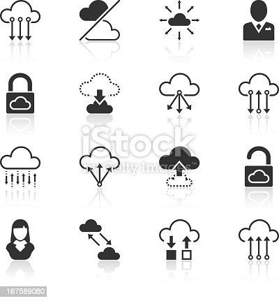 A set of simple, black icons for personal and professional projects.  [LIST][LI][B]File Formats [/B]| [I]EPS 8, AI CS4, JPG, PNG[/I][/LI] [LI][B]Precision Icons[/B] | [I]icons designed on a grid for uniformity[/I][/LI] [LI][B]Global Coloring[/B] | [I]gradient and global-coloring swatches[/I][/LI][/LIST] [URL=http://www.istockphoto.com/search/lightbox/7013549#133b9bbd][IMG]http://farm8.staticflickr.com/7417/9129121319_67c06f6ce8_o.jpg[/IMG][/URL]