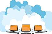 istock Cloud Computing 97001875