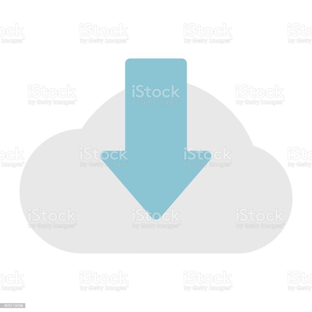 雲下載平面圖標,搜尋引擎優化和網站按鈕,向量圖形,在白色的背景下,eps 10 豐富多彩的固體模式。 免版稅 雲下載平面圖標搜尋引擎優化和網站按鈕向量圖形在白色的背景下eps 10 豐富多彩的固體模式 向量插圖及更多 下載 圖片