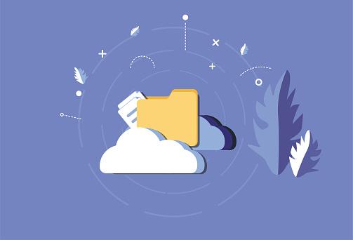 Cloud file management, big data cloud service, mobile office