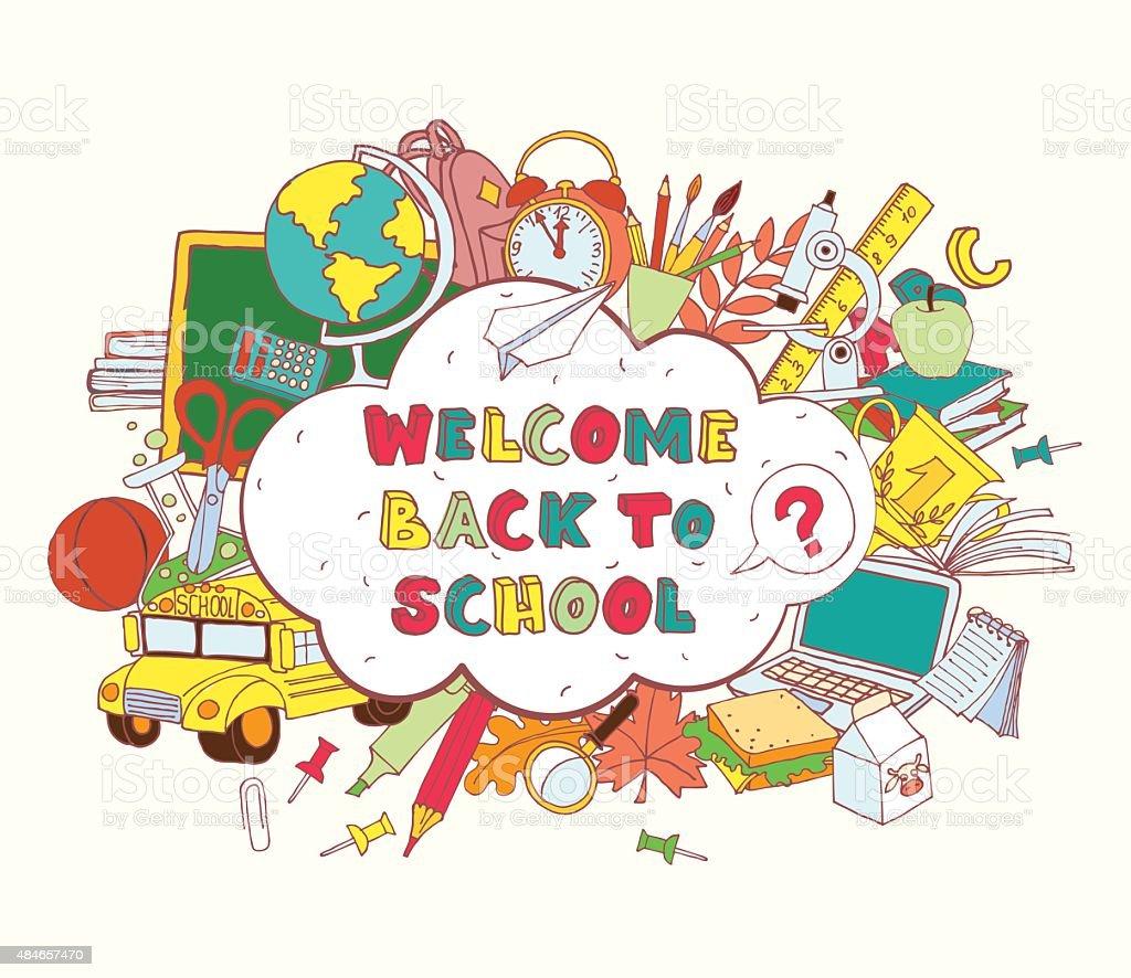 Welcome Back School