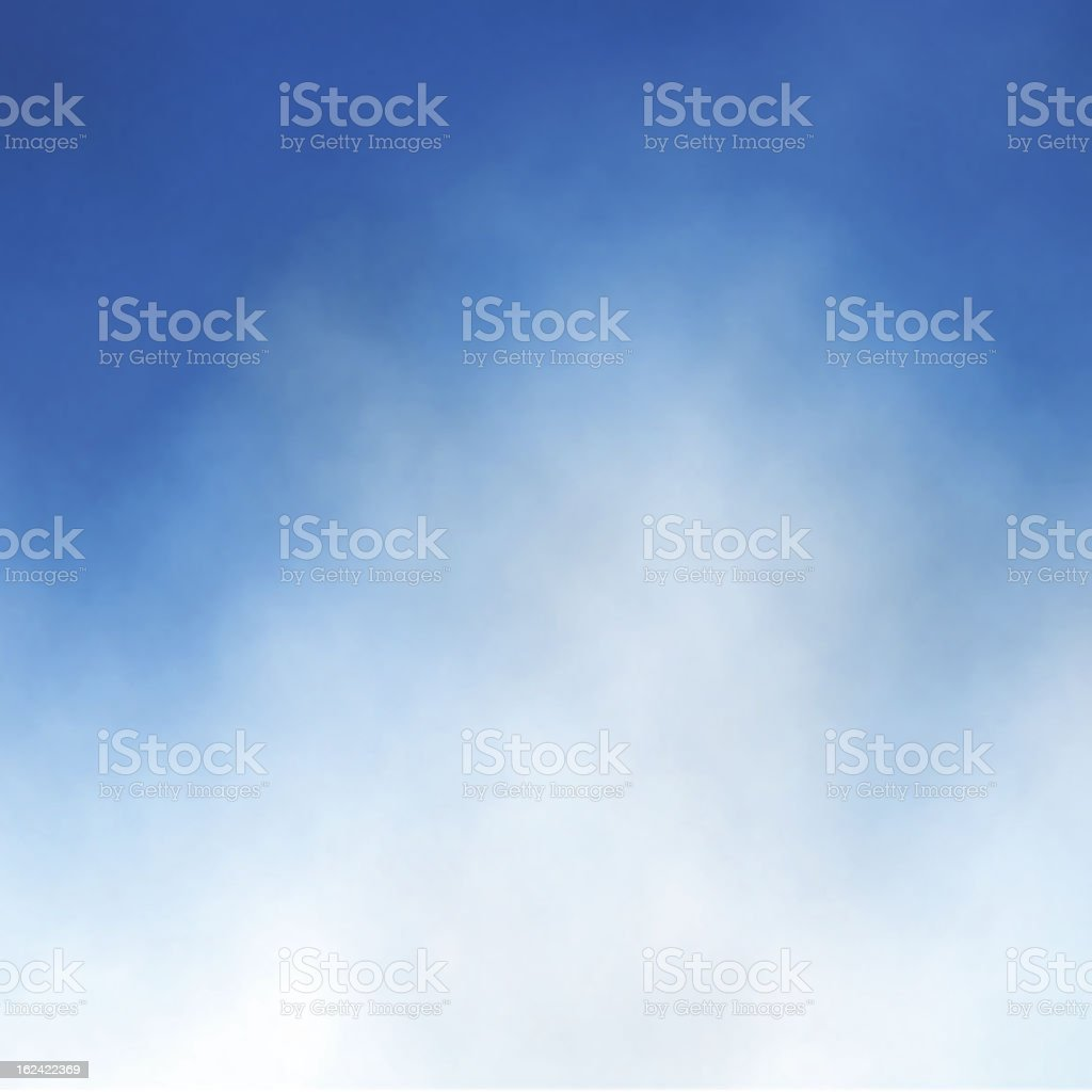 Cloud in a blue sky background royalty-free cloud in a blue sky background stock vector art & more images of backdrop