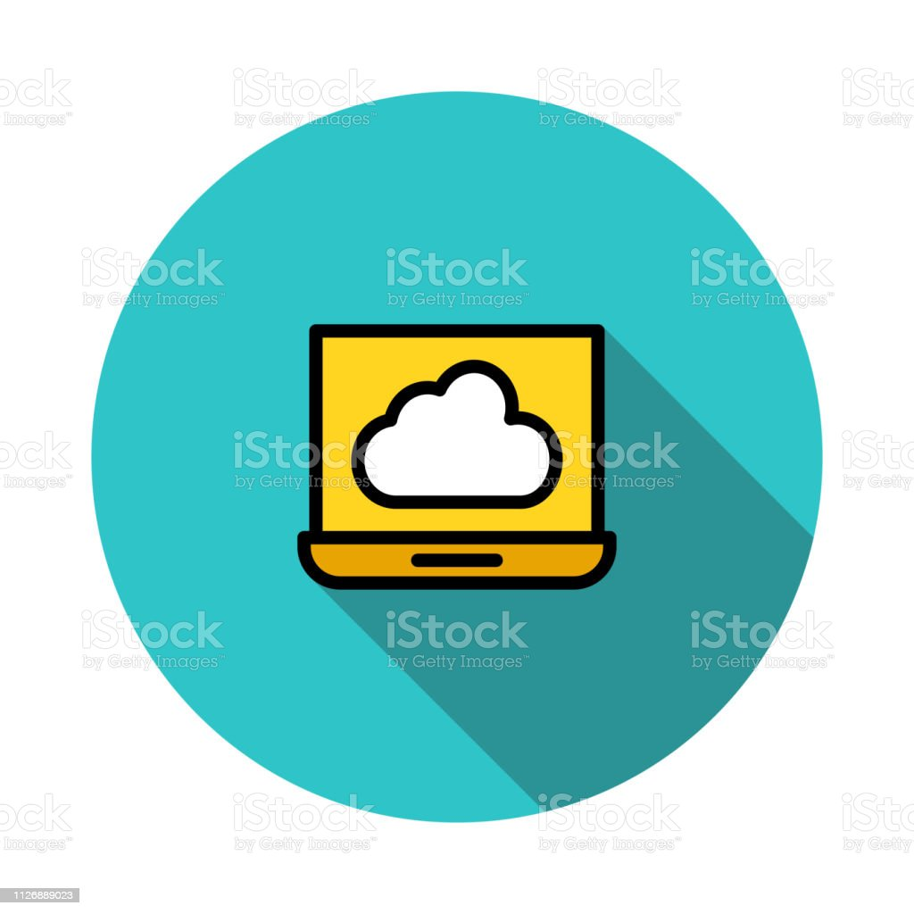 Cloud Server Database Stock Illustration - Download Image Now - iStock