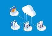 Cloud Technology and Data Analysis Technology