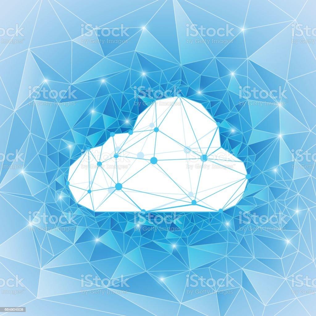 cloud cloud - immagini vettoriali stock e altre immagini di 1980-1989 royalty-free