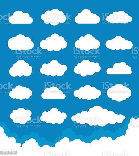 Clouds set vector id522865764?b=1&k=6&m=522865764&s=612x612&h=zmtkmvy8eviksn m2rbennhoxvqnnl65zxl7wkb0iwg=