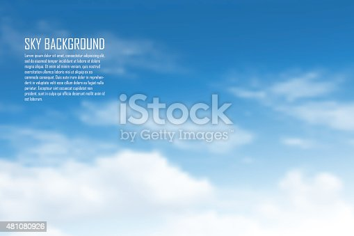 istock Clouds 481080926