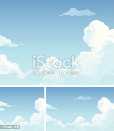 istock Cloudscape 166082328